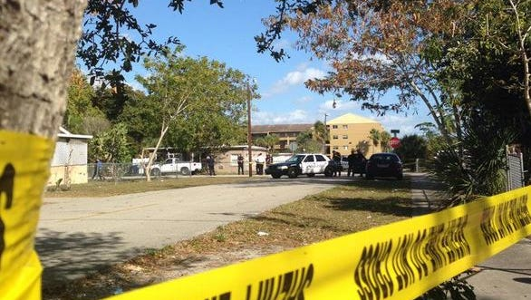 Shooting on Linhart Avenue in Fort Myers.
