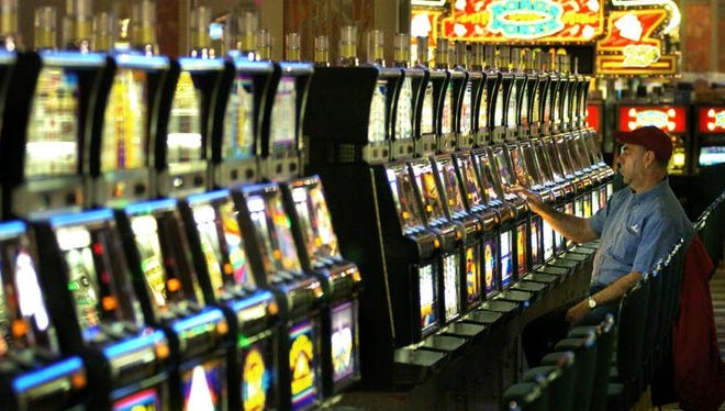 A file photo from Seneca Niagara Casino.