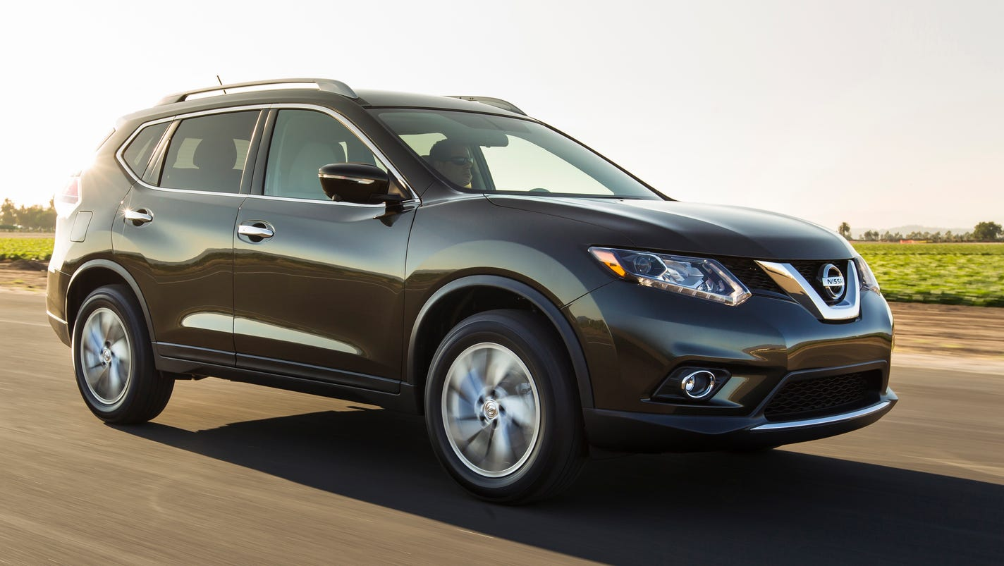 Nissan remakes rogue for the better vanachro Images