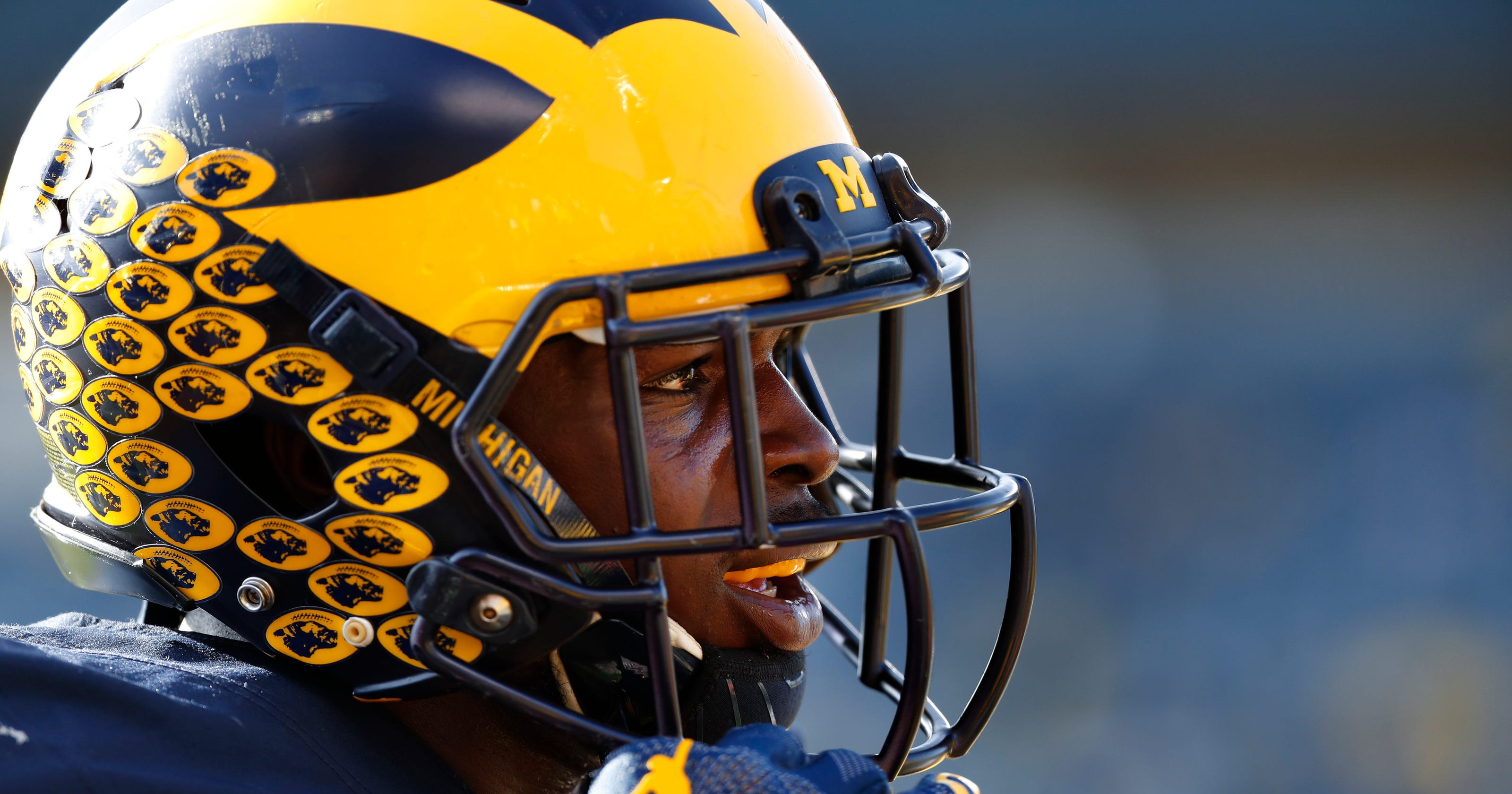 5f1df8b113d Michigan s Jabrill Peppers declares for NFL Draft