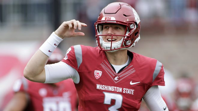 Washington State quarterback Tyler Hilinski was found dead at his Pullman apartment. His death is being investigated as a suicide.