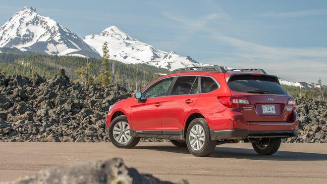 Best Subaru Outback Year >> 2015 Subaru Outback Great Mpg Driving Behavior