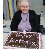 Birthdays: Henrietta Huenink