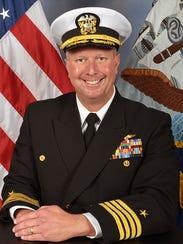 Capt. Christopher Martin