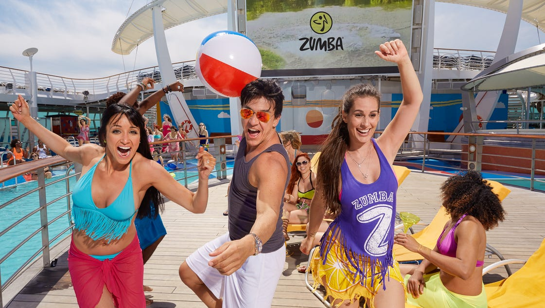 It's back! Royal Caribbean sets another Zumba cruise