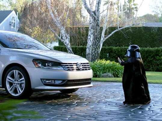 vw the force file ad