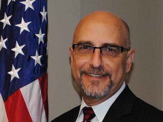 Al Titone, New Jersey District Director Al Titone for the federal Small Business Administration