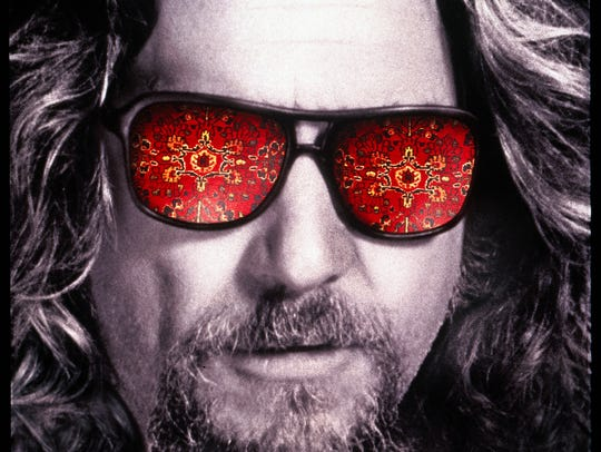 Jeff Bridges is 'The Dude' in 'The Big Lebowski.'