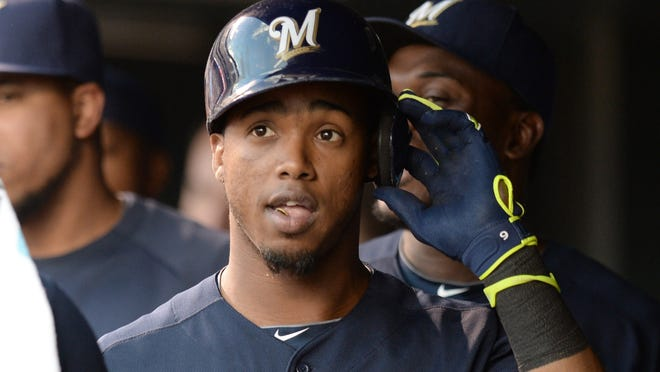 Brewers shortstop Jean Segura has returned home to the Dominican Republic after the death of his 9-month-old son.