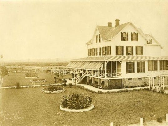 Historic lbi home in danger of development for South jersey home builders