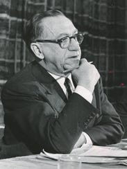 Albert E. Cobo spearheaded urban renewal projects that