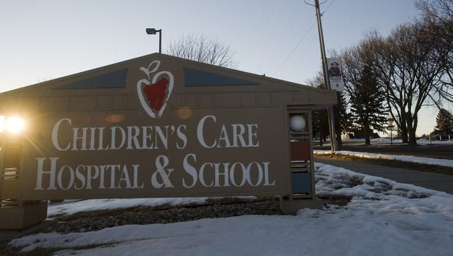 Children's Care Hospital & School at 2501 W. 26th St. January 9, 2013.