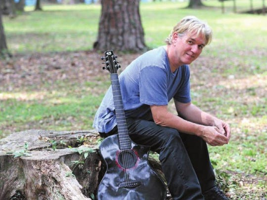 Singer-songwriter Drew Tillman gets exposure for his music on the online station Moose Magnificat.