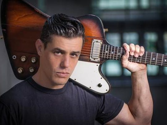 Nick Schneblen comes out with guitars blazing for a show with his musical unit at 9 p.m. Friday at Bradfordville Blues Club.