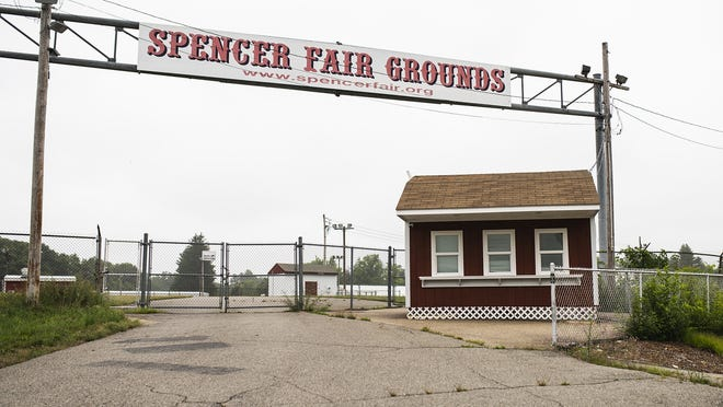 Like many other summer events, the Spencer Fair was canceled for 2020 due to COVID-19.