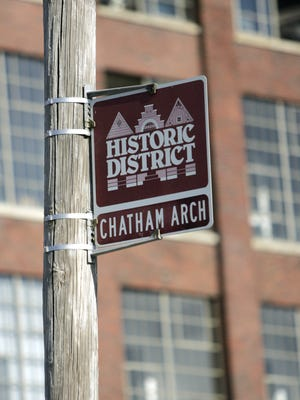 Homeowners in the historic Chatham Arch neighborhood in Indianapolis say employees and spillover customers from the thriving Mass Ave. night life and retail district are increasingly snapping up parking on their narrow side streets.