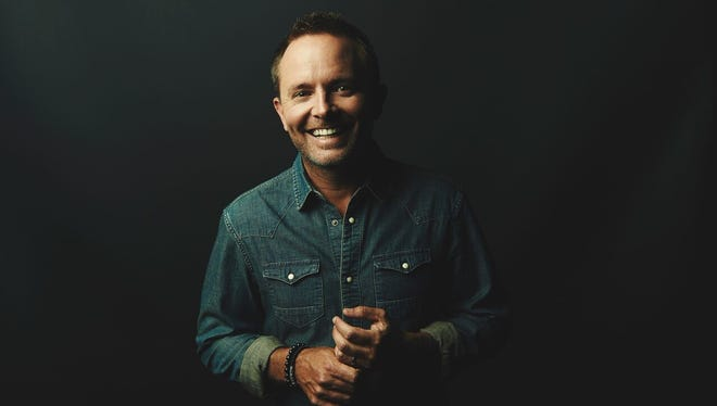 Chris Tomlin will play Bridgestone Arena on Friday.