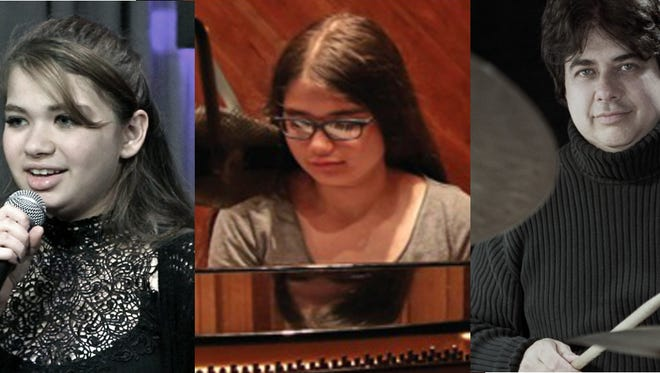 The Watchung Arts Center presents a special jazz performance, on Saturday, April 7, at 8 p.m., featuring jazz piano prodigy Leonieke Scheuble and her vocalist sister Natasha, joined by their father, drummer Nick Scheuble, along with bassist Tim Givens.
