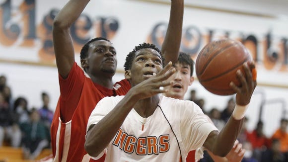 Spring Valley's Mavenson Therneus is a candidate for this year's Super 7.