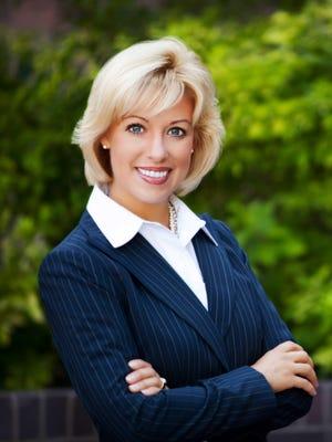 Shantel Krebs, S.D.Secretary of State.