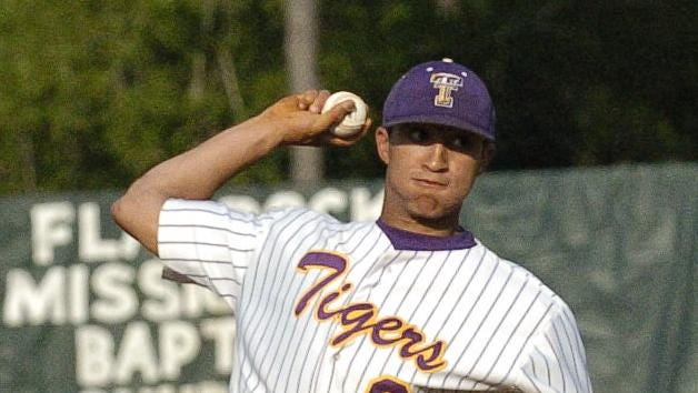 Auburn pitcher and former Tallassee standout Trey-Cochran Gill was drafted by the Seattle Mariners in the 17th round.