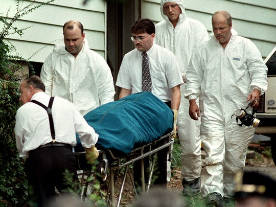 One Sept. 2, 1998, local law enforcement agencies surrounded the house at 99 Fulton Street in Poughkeepsie where serial killer Kendall Francois lived with his parents. Francois had murdered eight local women, then hid their bodies in the attic of the house. Police were on the scene for more than one week, searching both the house and property for evidence.
