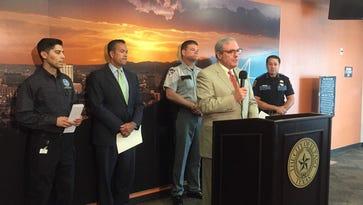 Harvey evacuees may come to El Paso; area emergency crews head to Gulf Coast