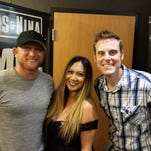 8 Man Jam session: Cole Swindell, Big & Rich play to intimate, but raucous KMLE crowd