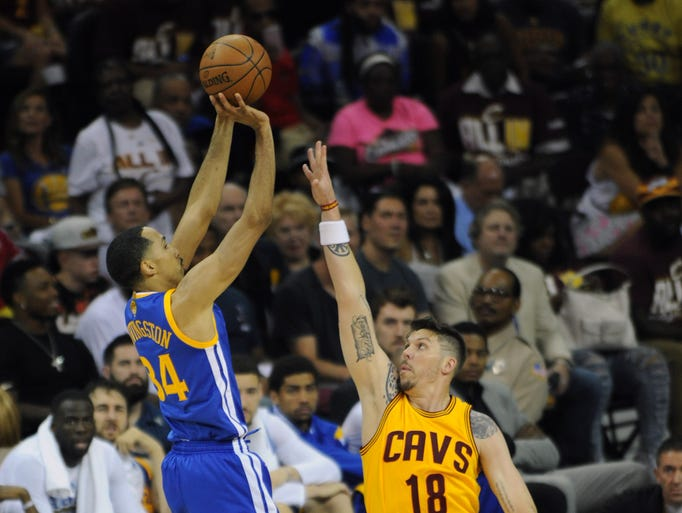 NBA Finals highlights: Warriors vs. Cavaliers