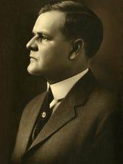 Governor of Florida, John W. Martin
