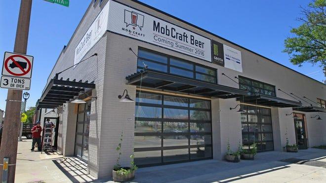 MobCraft Beer opened on June 29.