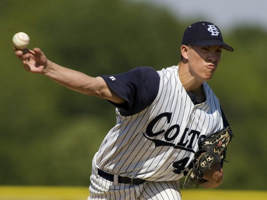 Pat Light was drafted in the 28th round by the Twins in 2009, opting instead to attend Monmouth University.