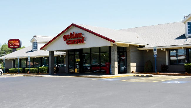 Golden Corral is scheduled to open in Poughkeepsie in November. The file photo depicts another restaurant location.