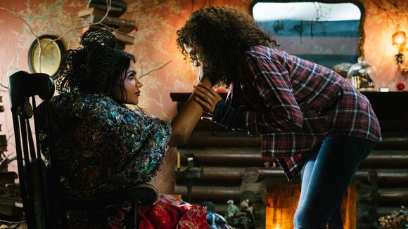 The highly anticipated 'A Wrinkle in Time' from director Ava DuVernay, starring Reese Witherspoon, Oprah Winfrey, Mindy Kaling and Chris Pine, is based on a childhood favorite.