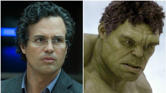 Mark Ruffalo is back as Hulk in 'Thor 3.'