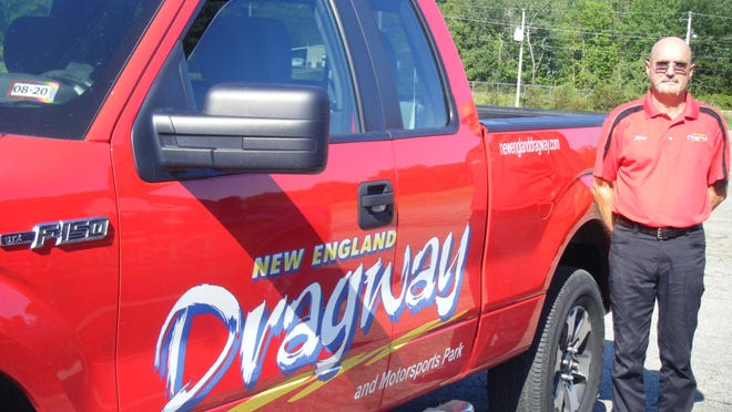 Ron Heath is the new general manager of New England Dragway, taking over for longtime director Joe Lombardo, who retired earlier this month.