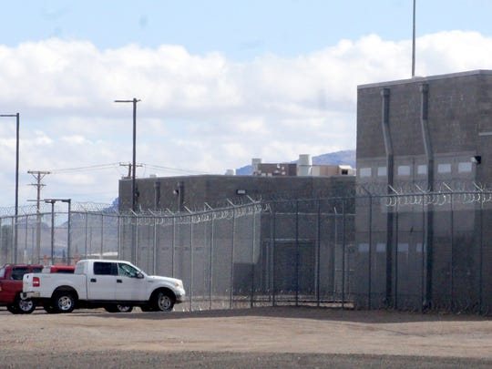 The Luna County Detention Center is located at 1700 E. Fourth Street on Deming's north side.