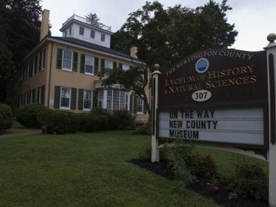 The Lyceum of History and Natural Sciences in Mount Holly will close soon for extensive restoration and renovation and will reopen as a museum dedicated to the history of Burlington County. The county government  owns the building, the former Mount Holly library