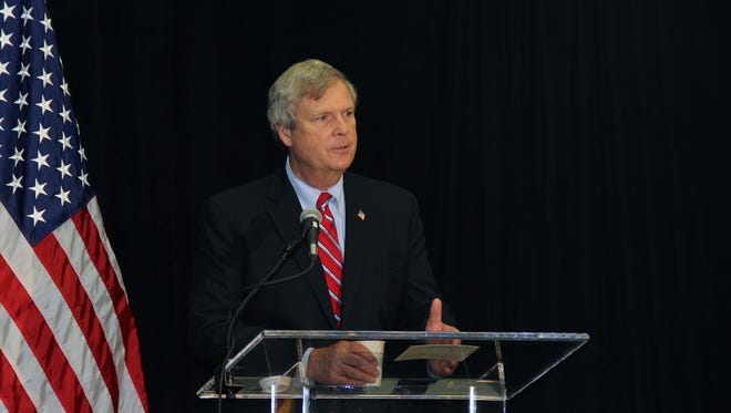 A new report analyzes rising investments in export promotion by nine countries, including U.S. dairy competitors EU, New Zealand and Australia. Tom Vilsack is president of the U.S. Dairy Export Council and former Secretary of Agriculture.