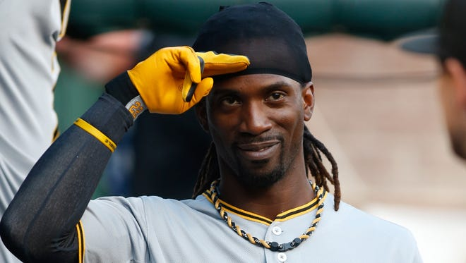 Andrew McCutchen is the first Pirates MVP since Barry Bonds won in 1992.