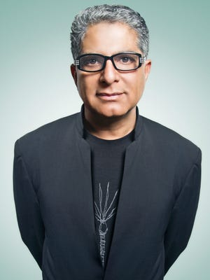 Deepak Chopra is the best-selling author of more than 80 books on alternative medicine, healing, spirituality and higher consciousness.