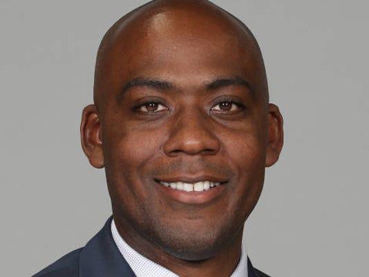 Andre Morgan MTSU