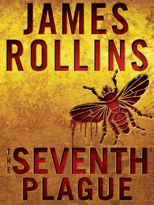 'The Seventh Plague' by James Rollins