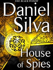 """""""House of Spies"""" by Daniel Silva."""