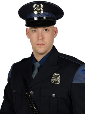 Michigan State Police trooper Timothy O'Neill