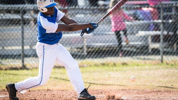Polk County baseball hosted Mountain Heritage Tuesday,