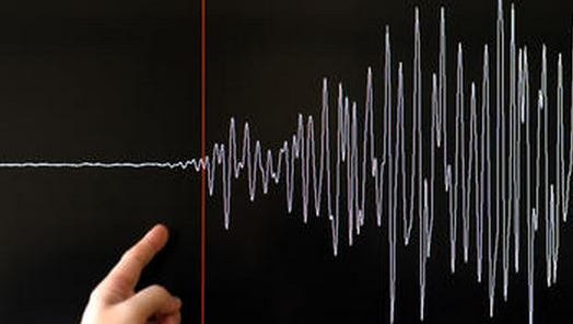 Four earthquakes were measured in the Coachella Valley Friday morning.