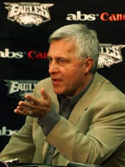 Tom Modrak was the GM of the Eagles from 1998-2001
