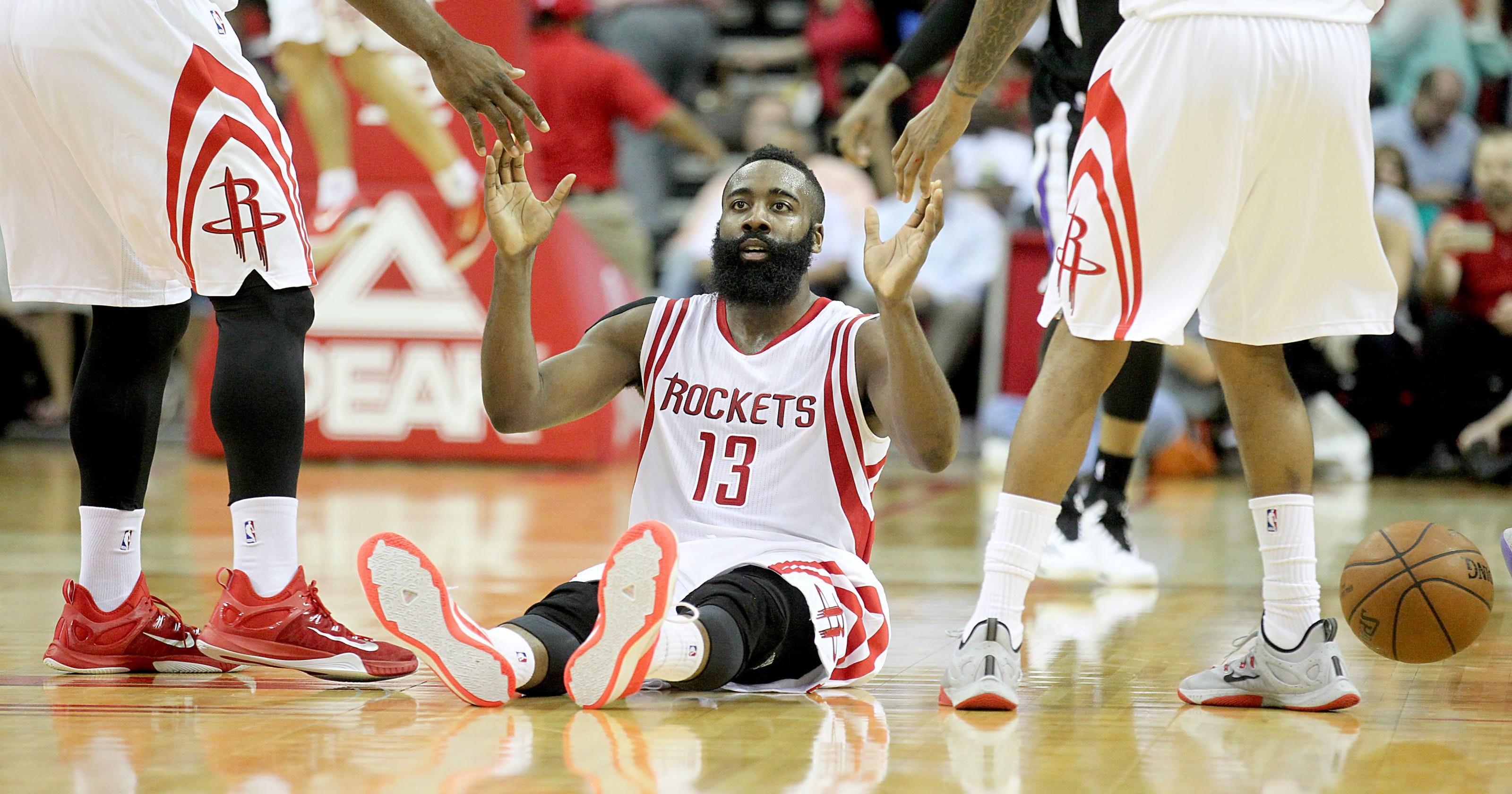 36f86a6a3b1 Harden s career-high 51 lead Rockets over Kings 115-111