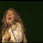 """The up and down life of singer Janis Joplin is explored in the fascinating documentary """"Janis: Little Girl Blue"""" at the Fine Arts Theatre."""